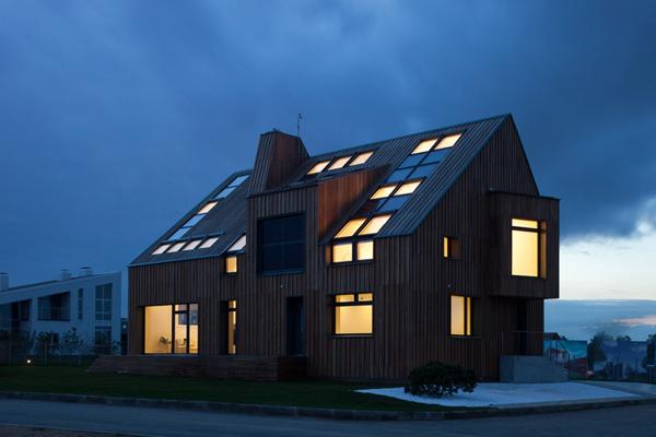 smart eco homes russia 7 Smart Eco Homes in Russia