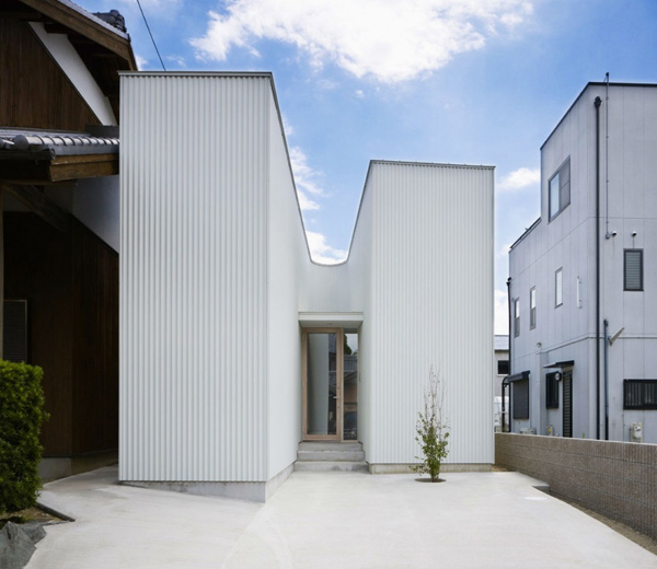 social house architecture x 1 Social House Architecture – X marks the spot