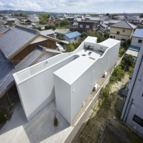 Social House Architecture – X marks the spot