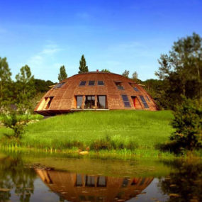 Modern Dome Home – Sustainable Solaleya Dome Design