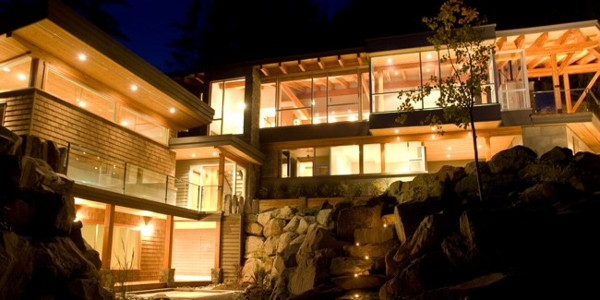 spring creek residence 5 Magnificent Modern Mountain Home in Whistler, British Columbia