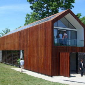 Sustainable Home Ideas – Eco Friendly Architecture Idea by Studio 804
