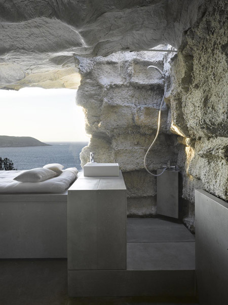 stone house plans unearthed 2 Stone House Plans – unusual cave house built by cows, sort of