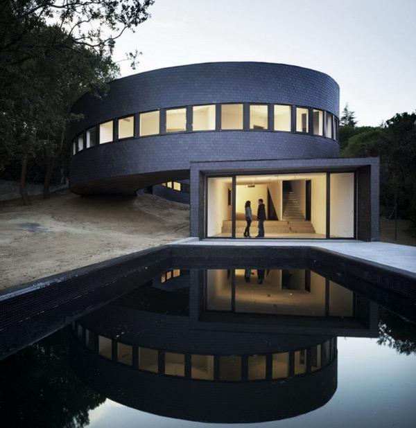 subarquitectura house design 360 house 1 Subarquitectura 360 House – Interior Courtyard Designs