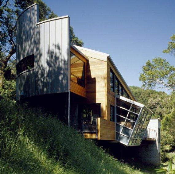 sueberkrop blakemore residence 1 Opposites Attract in the Chic, Ultra Modern Sueberkrop/Blakemore Home