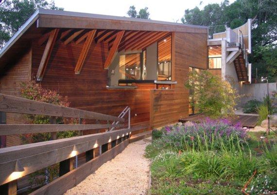 sueberkrop blakemore residence 2 Opposites Attract in the Chic, Ultra Modern Sueberkrop/Blakemore Home
