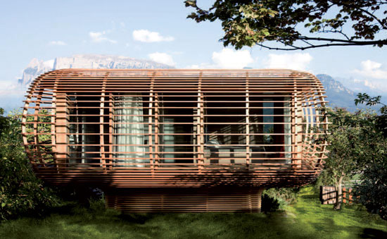 Sustainable Architectural Design By German Architects - Sustainable architecture design
