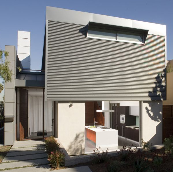 sustainable house striking eco statement 9