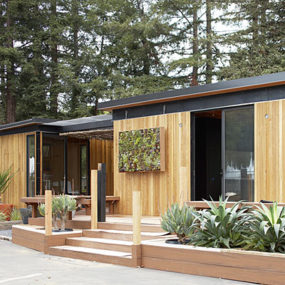 Modern Cottages – Sustainable Prefab Cottage Design on Display