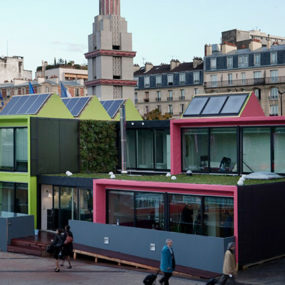 Sustainable Urban Design for Green Living and Learning