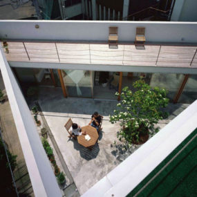 Takeshi Hosaka Architects Garden House