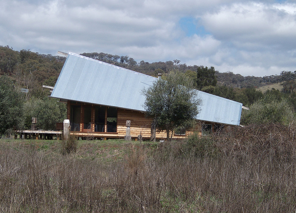 View in gallery tent house aussie outback 1 thumb 630x453 9322 Tent House c&s out in Aussie Outback & Tent House