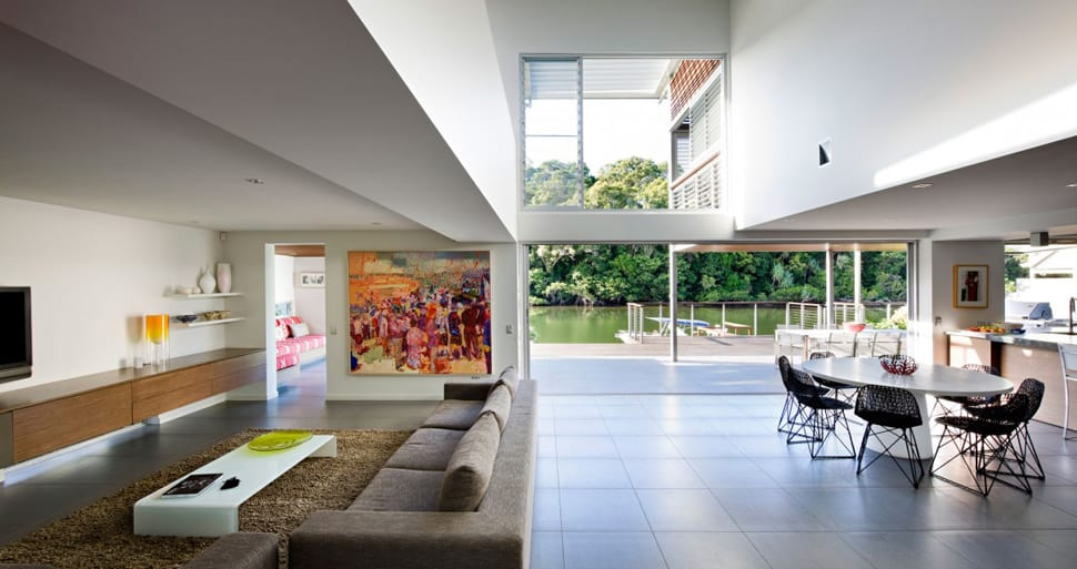 View In Gallery Terrace House Puts Indoors And Outdoors In Beautiful