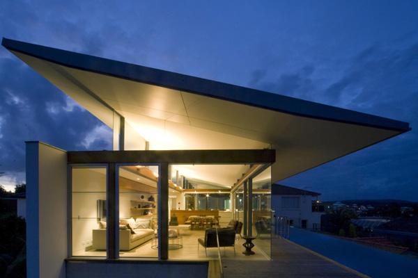 Modern Beach House modern beach house in sydney, australia