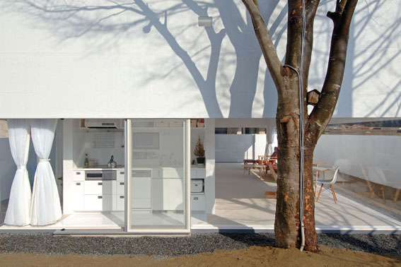 tiered house plans modern japanese architecture 2
