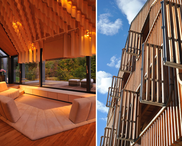 Beautiful Timber Home Designs Superform 5