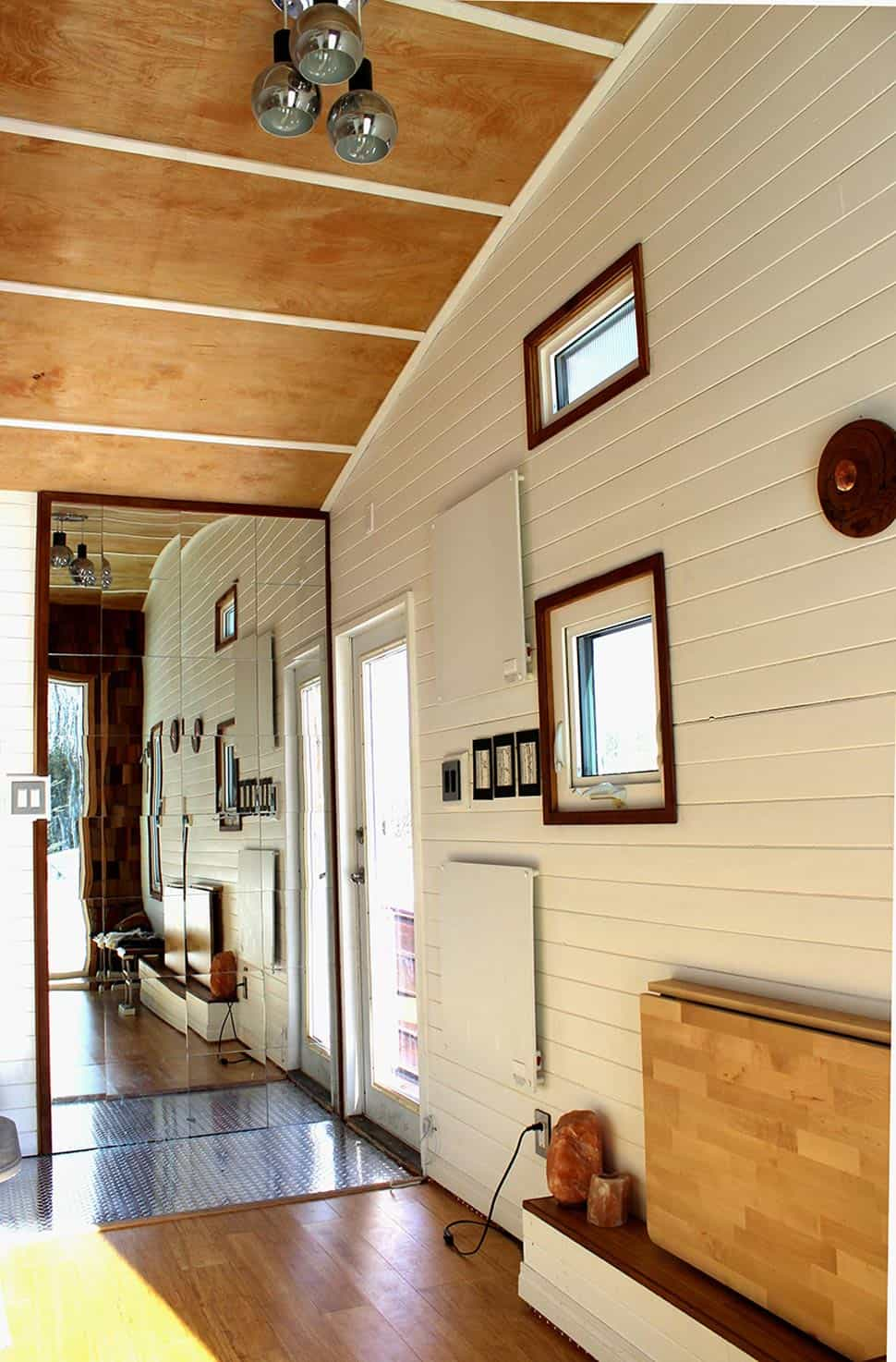 Tiny Home Plans Designs: Tiny House Design For Cold Weather