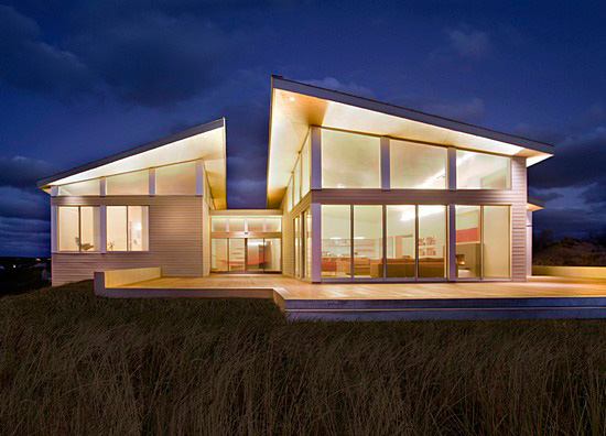 zeroenergy design modern house on cape cod in truro ma sustainable 696