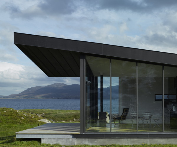 tuath na mara residence 1 modern cottage design a contemporary sea side hide away in ireland - Modern Cottage Design