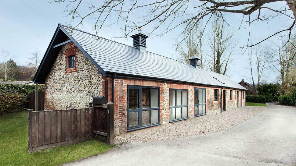 View in gallery uk stable conversion home