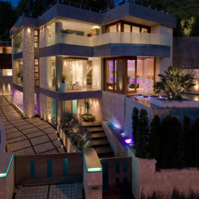 Ultimate Party House in Beverly Hills