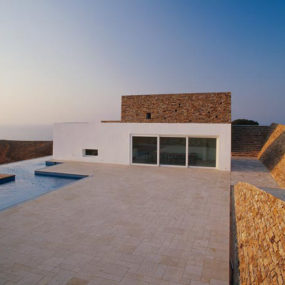 Underground House Design in the Greek Isles
