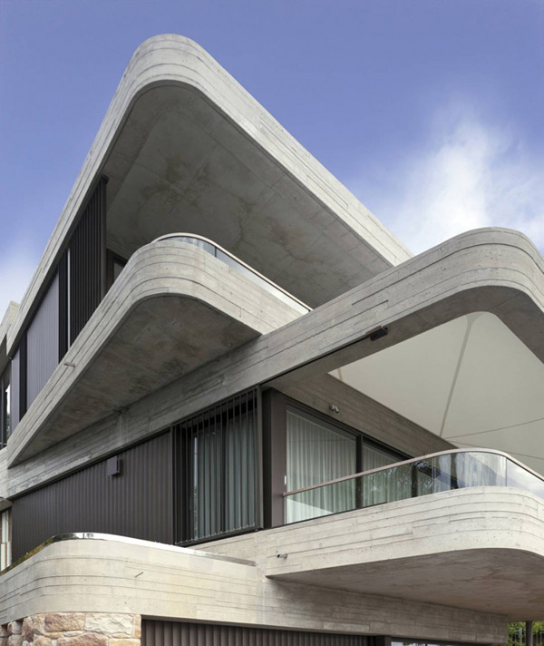 unusual 6 degrees of separation house australia 2 Unusual 6 Degrees of Separation House in Australia
