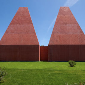 Unusual Portuguese Architecture – A House of Art