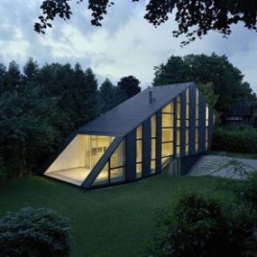 Glazed Homes L Shaped Garden House