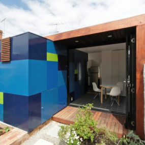 Urban Cottage Homes: A serious case of the blues