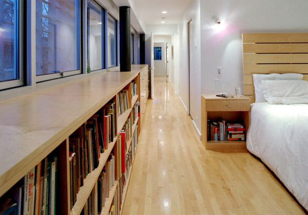 Urban Home Design - how to fit your dreams into a narrow lot ...