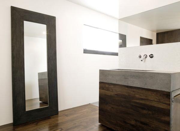 Utah Modern Homes for Sale - dark walnut makes it!