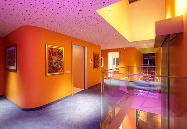 view in gallery vibrant pop art inspired house 5jpg - Pop House Design