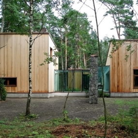 Modern Wooden House – A Brazilian Beauty in Finland