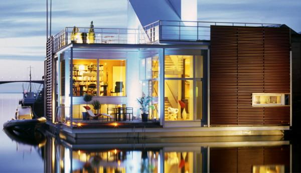 villa nackros 1 Modern Marine Home by Swedish Architect Staffan Strindberg