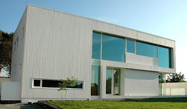 Ultra Modern Norwegian Villa By Tommie Wilhelmsen