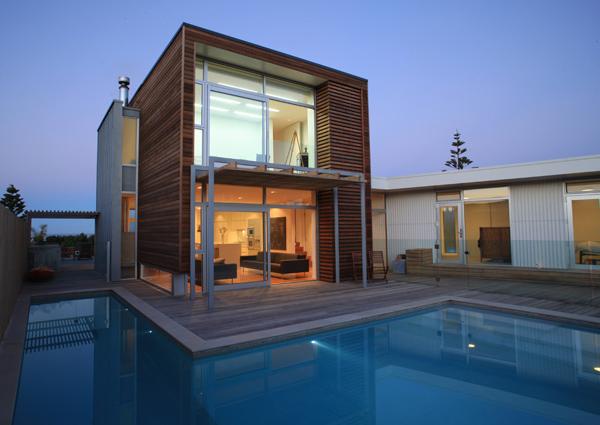 waimarama house 6 Modern Coastal House in Waimarama, New Zealand