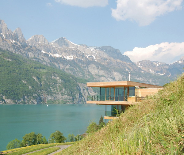 walensee house 1