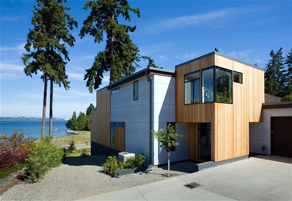 waterfront house plans for sale bainbridge island 1