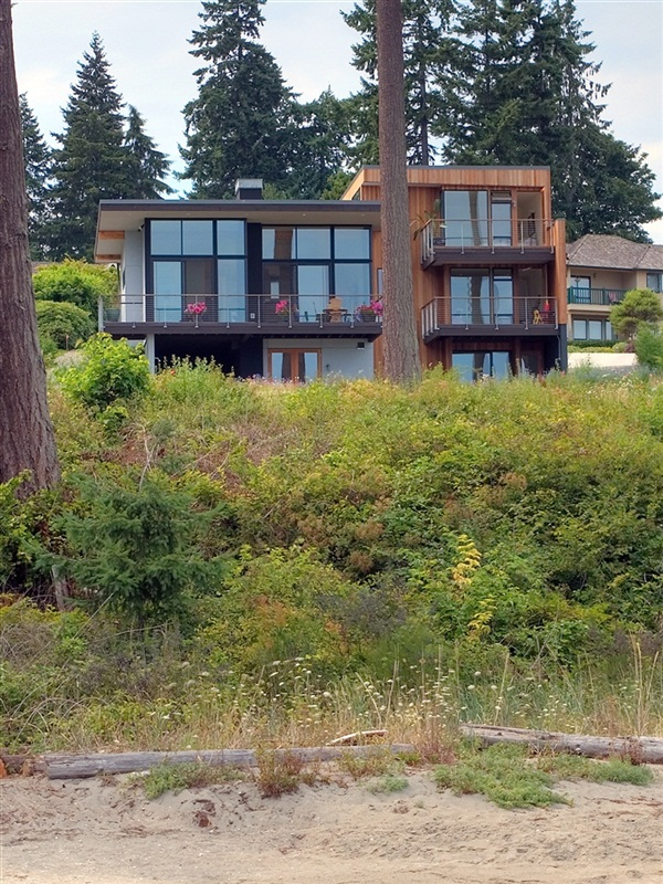 waterfront house plans for sale bainbridge island 4