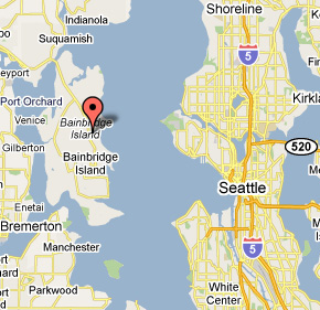 waterfront house plans for sale bainbridge island map