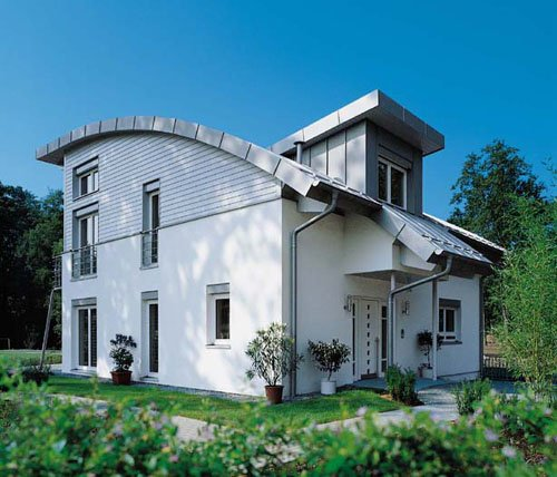 weber haus passive house 2 Passive Houses In Germany Actively Save Energy – WeberHaus Passive House