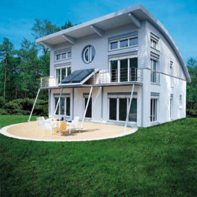 Passive Houses In Germany Actively Save Energy – WeberHaus Passive House