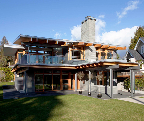View In Gallery West Coast Cool In Beautiful Bc 1 Exploring West Coast Cool  Architecture In Beautiful BC With