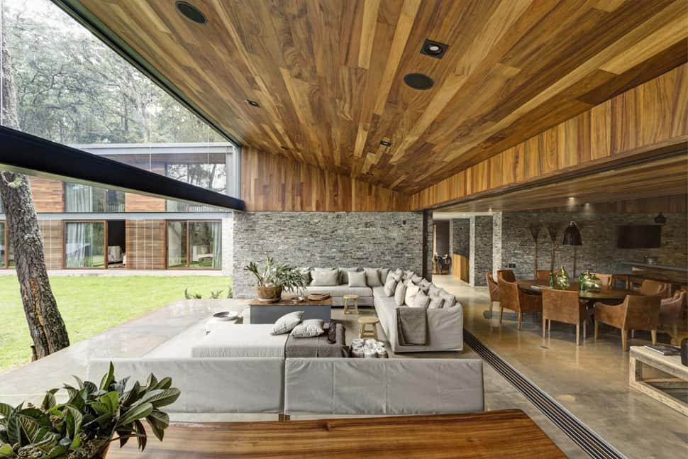 Casa Mm By Elias Rizo Arquitectos Is A Sophisticated