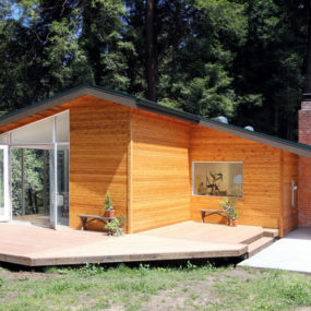 Wood homes ideas trendir for Small wooden house design