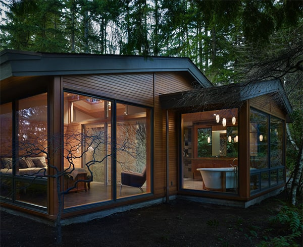 wood house finne architects seattle 1 Wood House!