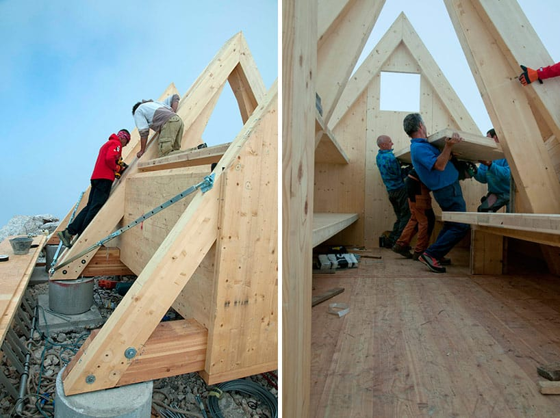 Adding Onto An A Frame House. Interesting The House Was Host To Many ...