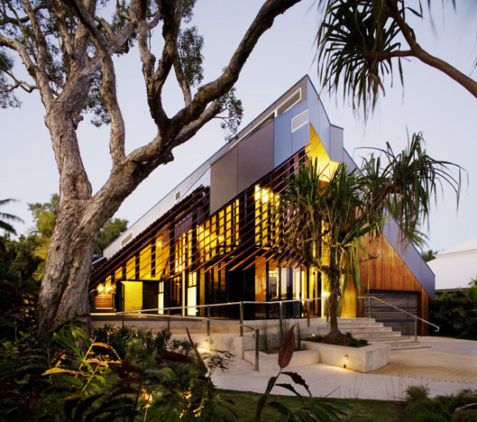 wright house 1 Modern Contemporary Home in Australia by Wright Architects