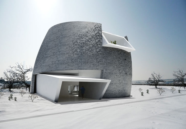 x house multiplicities 2 Innovative Architectural Design by Multiplicities